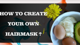 How To Create Your Own Hair Mask?