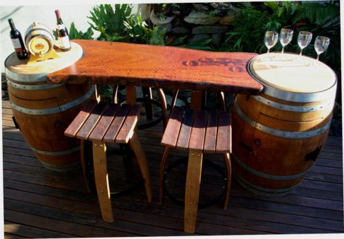 Jeff Brazier Timber Garden Furniture