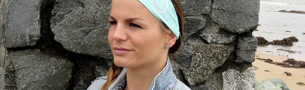 TSH Hairband Turquoise
