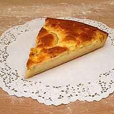 Kaesekuchen mit Zwiebel