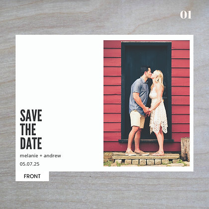 Save-The-Date Magnets