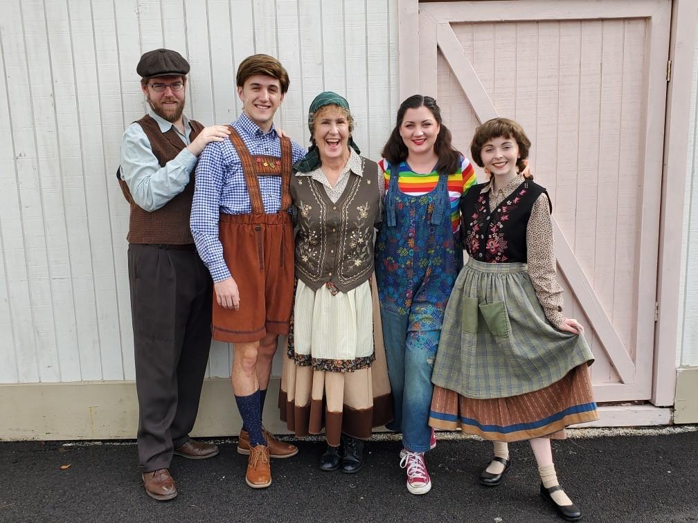 Hansel & Gretel Cast