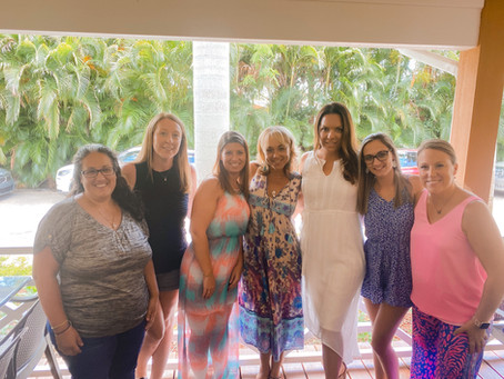 Myles' Message hosted their 1st Mother's Day luncheon event!