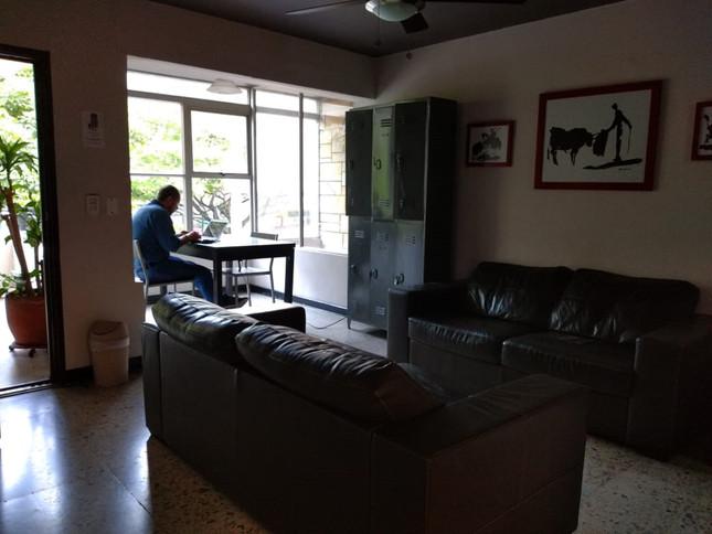 Hostal Tamarindo Living Room