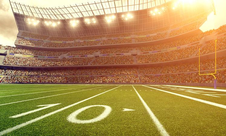 American Football-Stadion