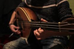 Musique trad crétoise (Grèce)