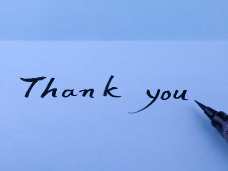 My 21-Days of Gratitude Challenge