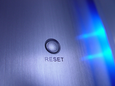 Doing A Reset