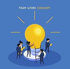 concept-travail-equipe-ampoule_23-214785