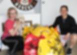 abby zeciroski artist chicago arjan kuar sock donations