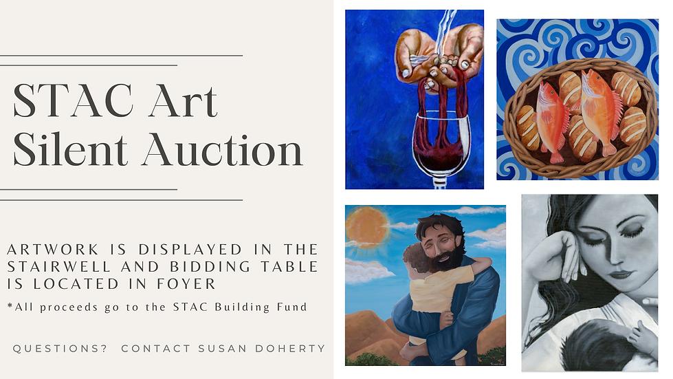 STAC Art Silent Auction.png