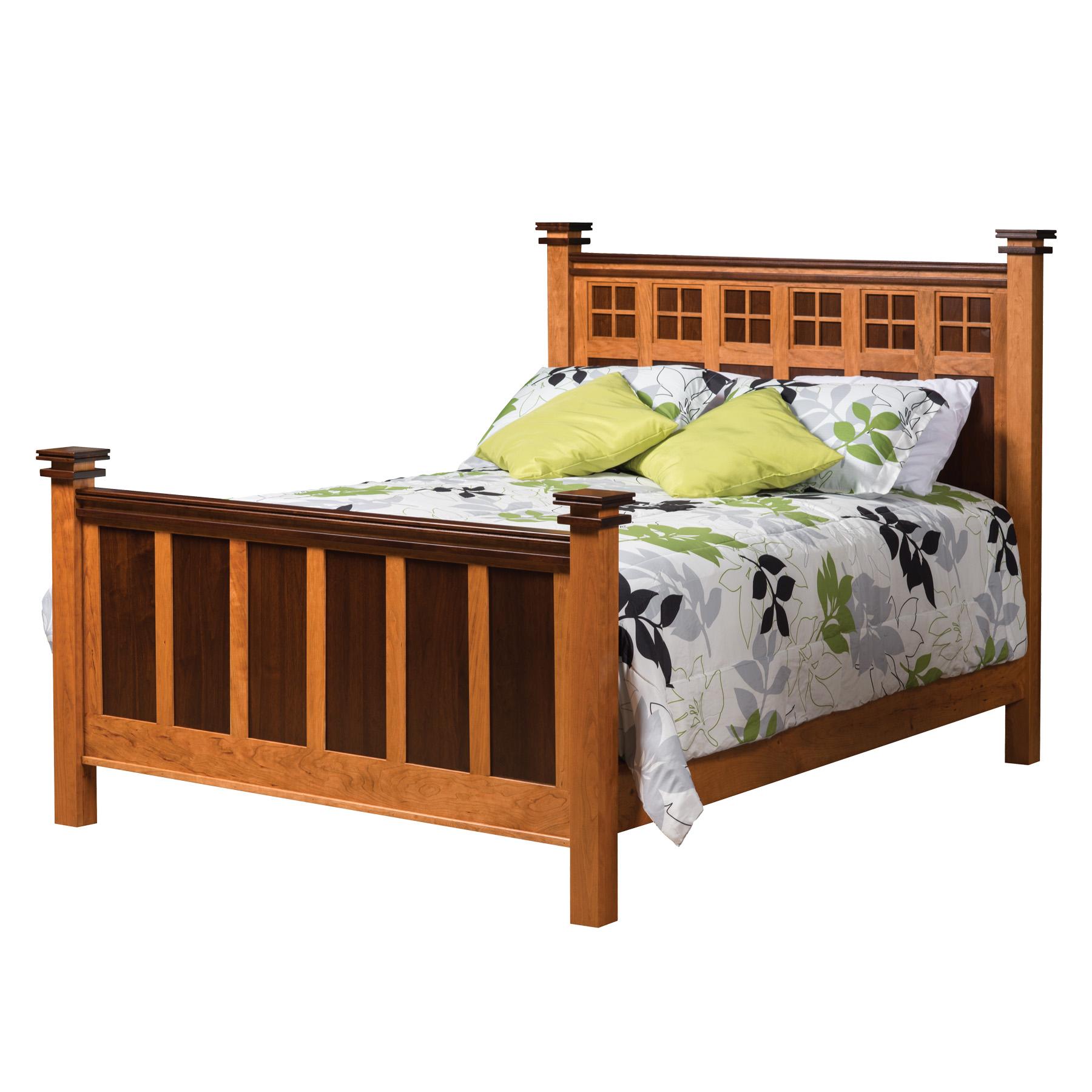Maple Creek Bed