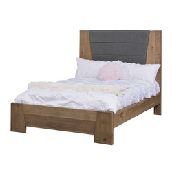 Grand Sequoia Bed with Upholstery