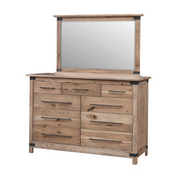 Montrose Double Mule Dresser and Mirror.