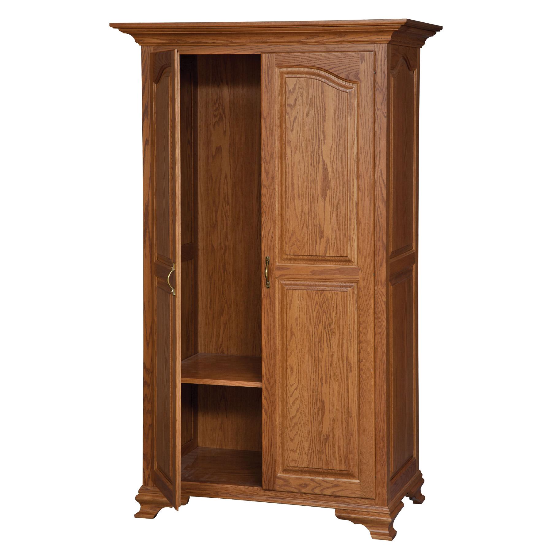 Wardrobe (Open)