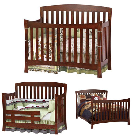 Convertible Cribs: Stages 1-3