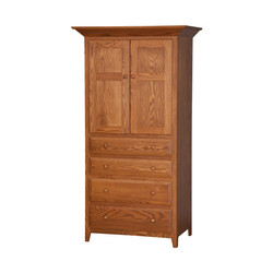 4 Drawer Doctors Chest