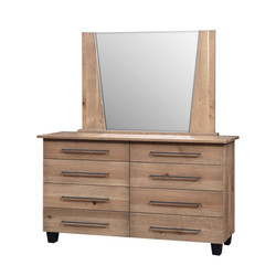 Grand Sequoia Dresser and Mirror