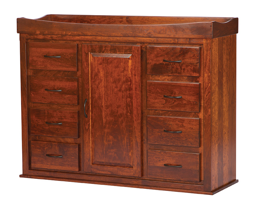 Heirloom Door Chest Changing Table