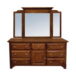 Richfield Triple Dresser and Tri-View Mi