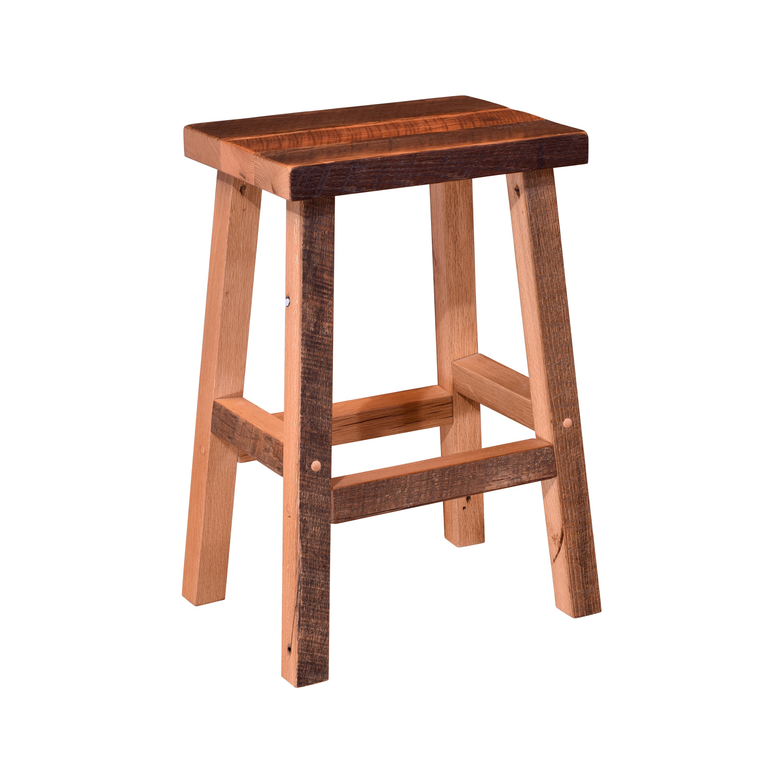 Bar Stool with Regular Seat