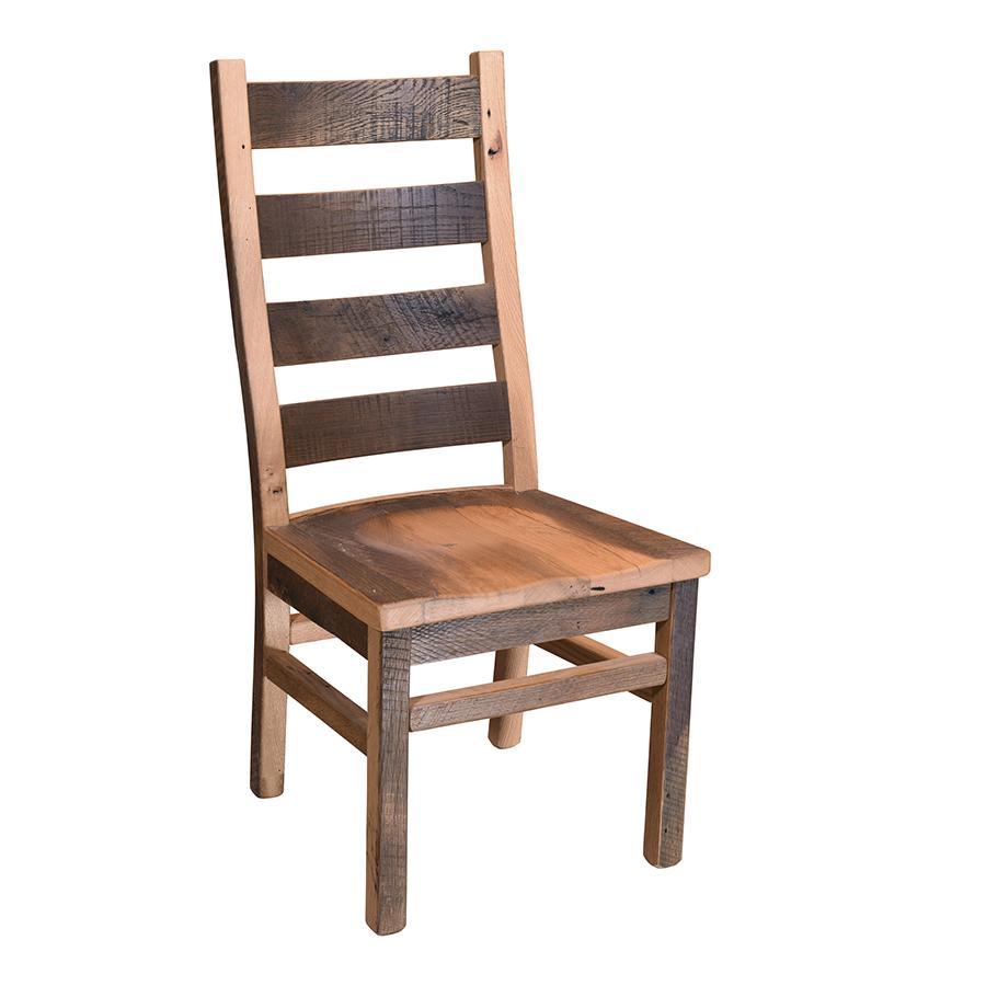Ladderback Side Chair