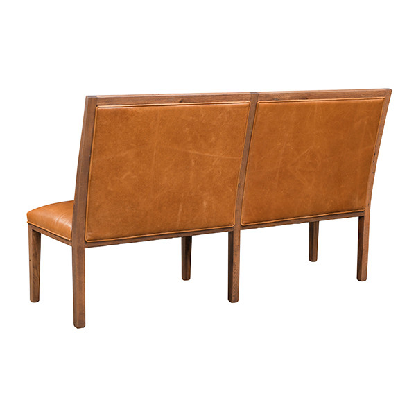 Banquette - Back View