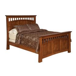 Bridgeport Panel Bed