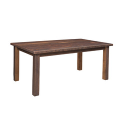 Oxford Solid Top Table