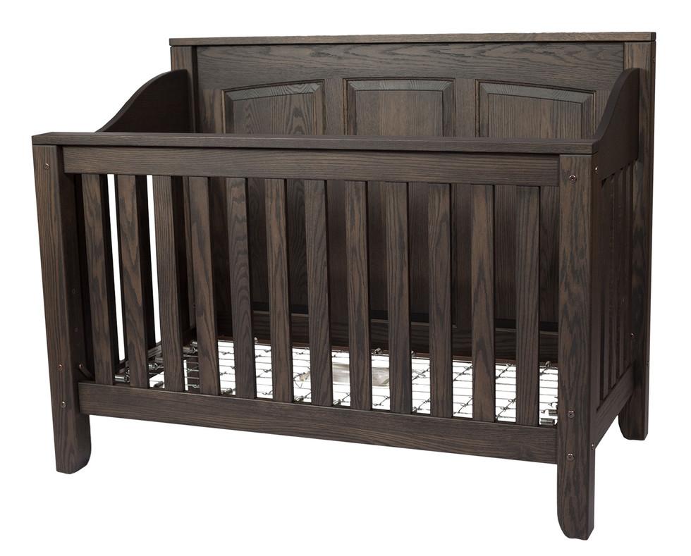 Jackson Crib (with Panel Back)