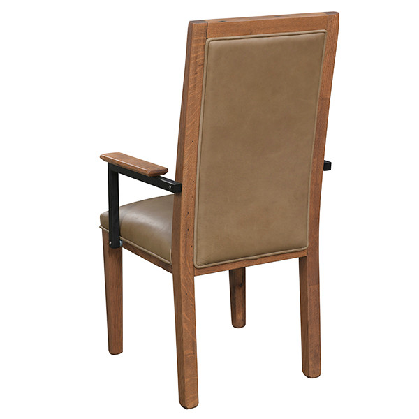 Arm Chair - Back View