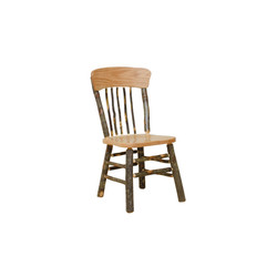 Panel Back Chair