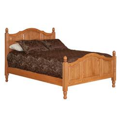 Crown Villa Panel Bed