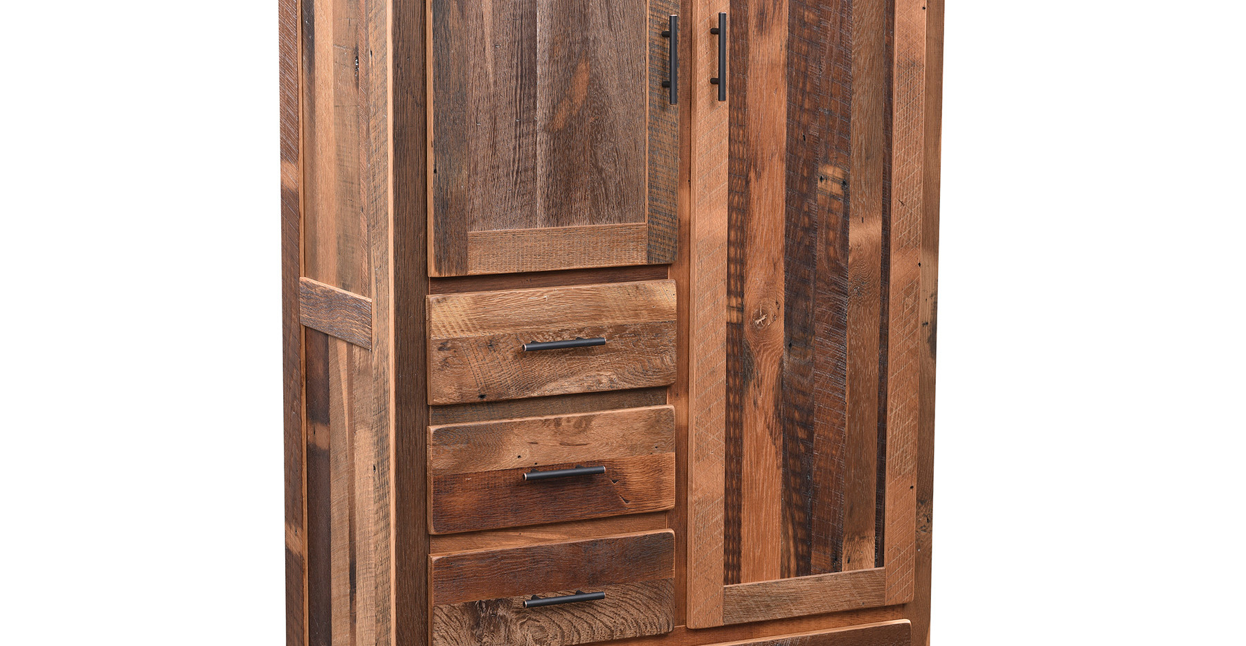 4-Drawer Armoire