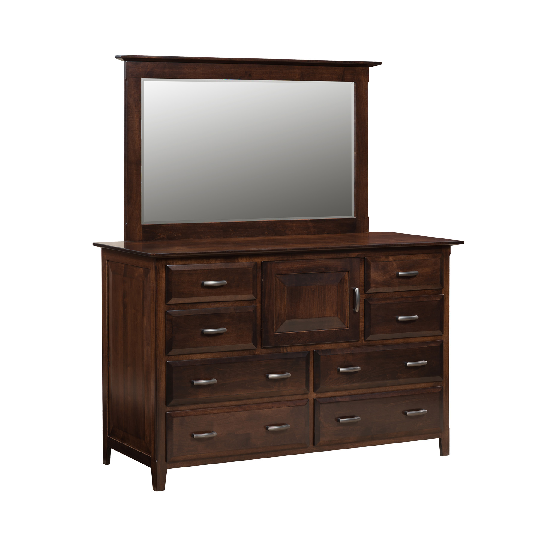 Worthington High Dresser with Door and M