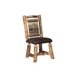 Padded Back & Seat Chair