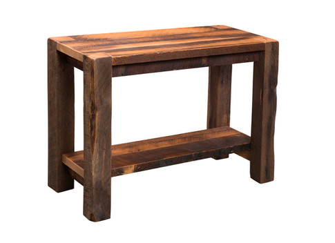 Timber Ridge Sofa Table
