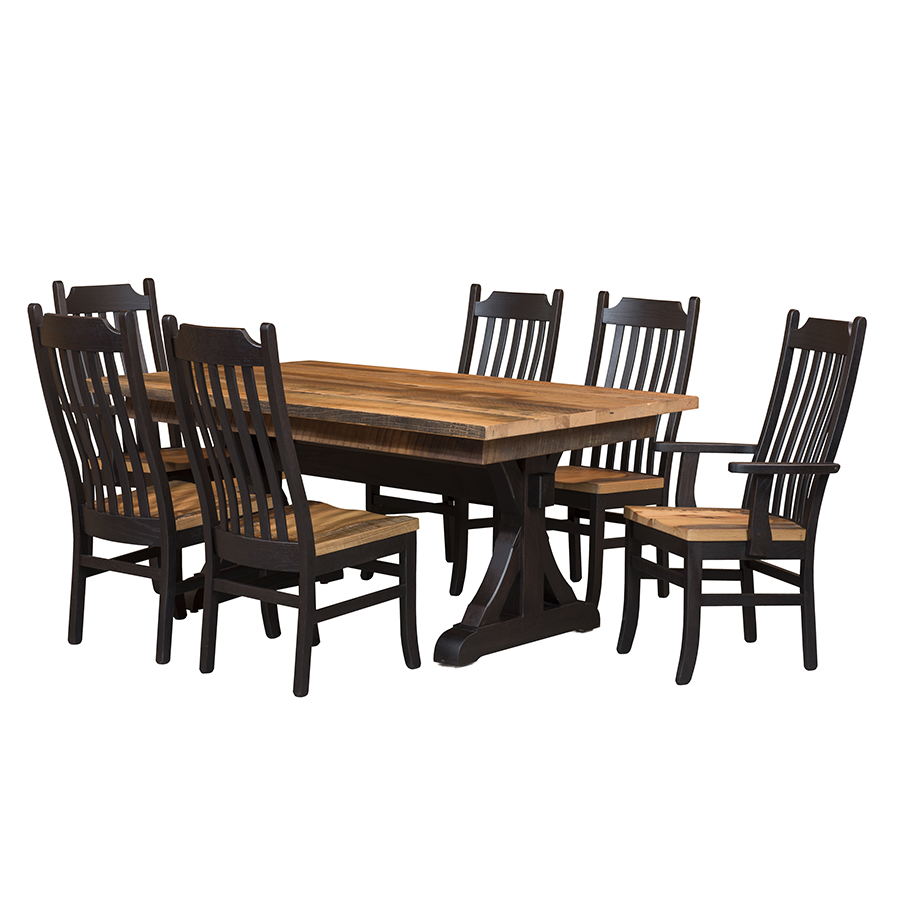 Croft Solid Top Table