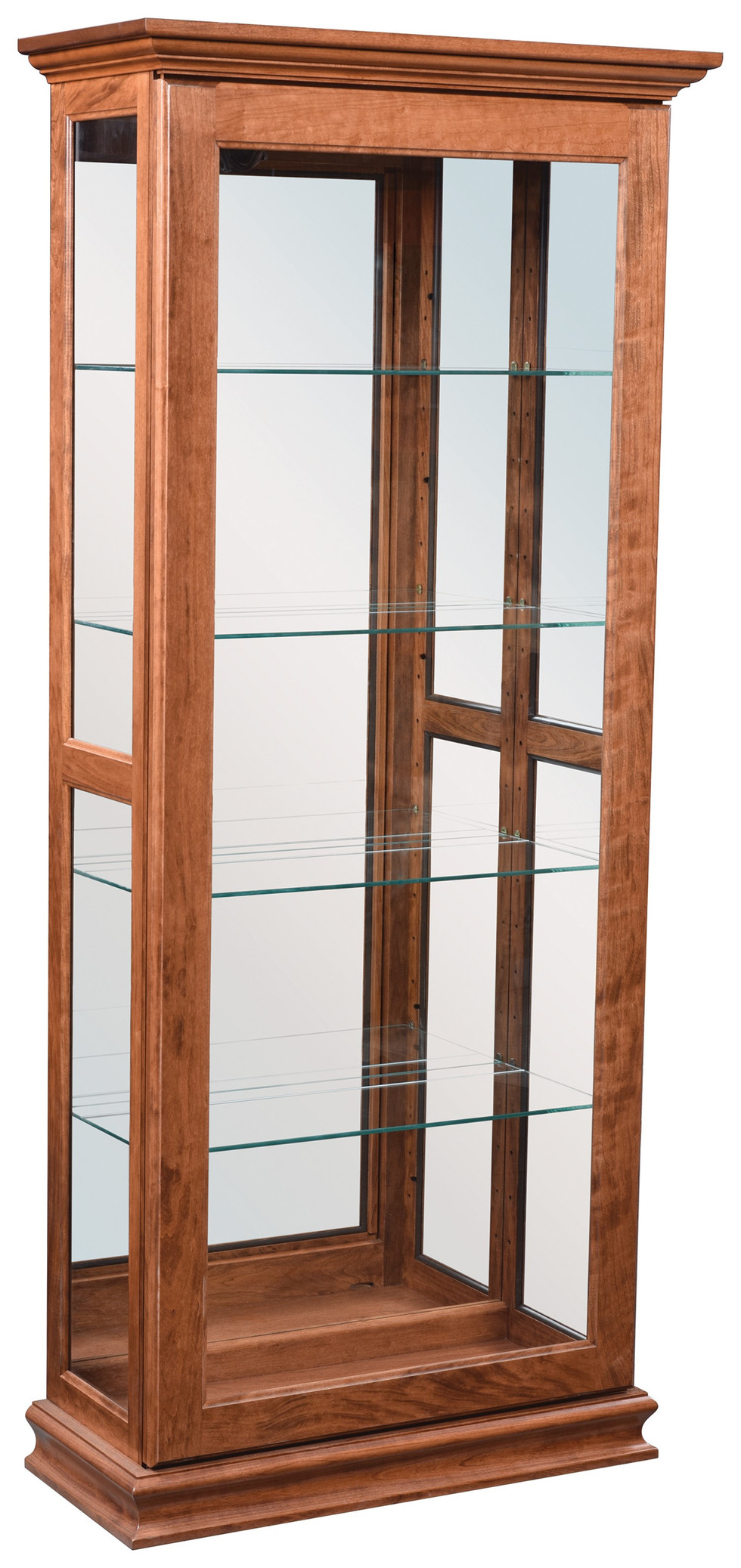 Sliding Door Curio (Closed)