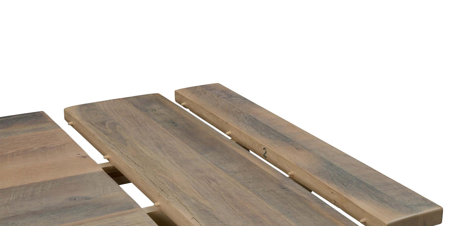 Extendable Table Breadboard