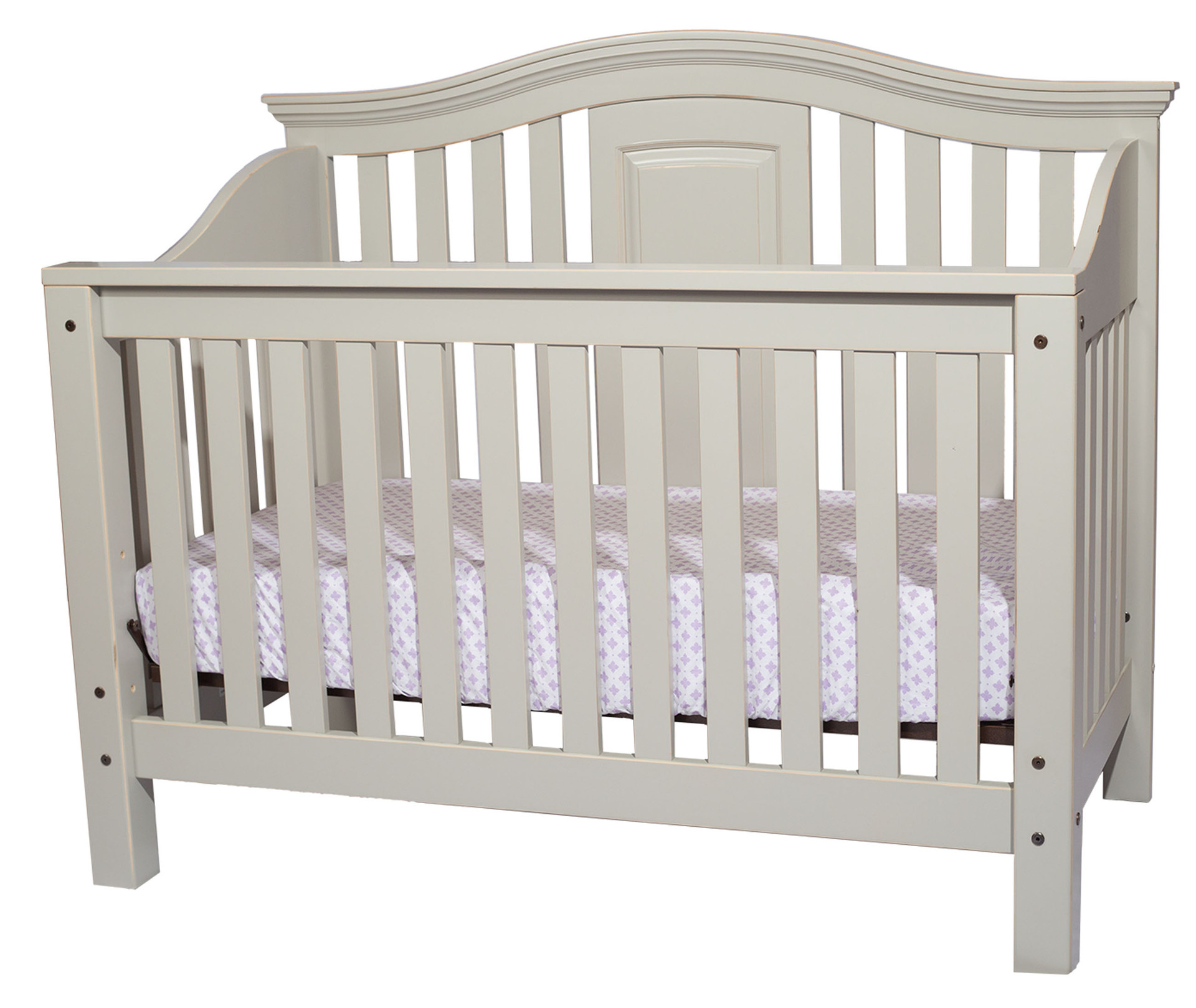 Gabrielle Crib (with Raised Panel)