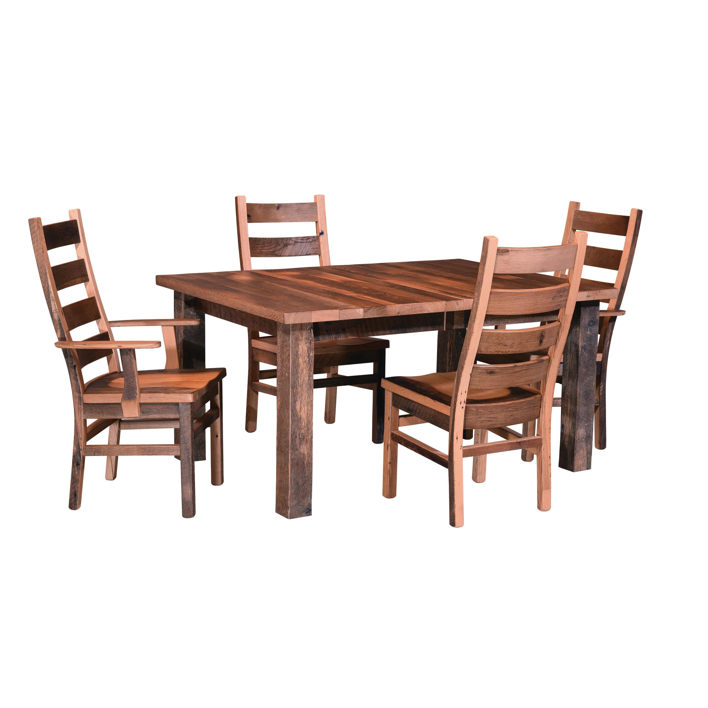 Almanzo Extendable Table