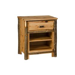 1 Drawer 2 Shelf Night Stand