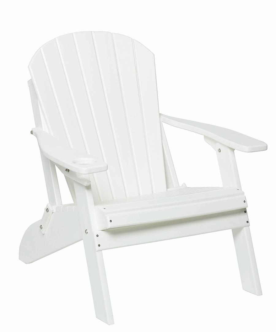 Big Boy Folding Adirondack Chair