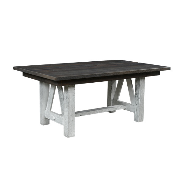 Vienna Extendable Top Table