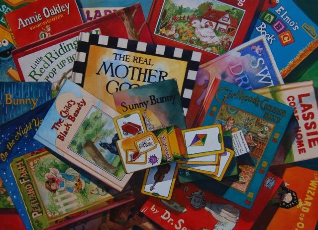 A-Books 22x30