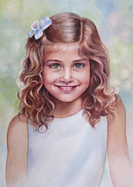 Portrait Commission 15x22