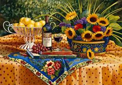 Sunflowers 1 - Giclee