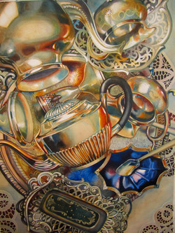 My Silver Collection - Giclee