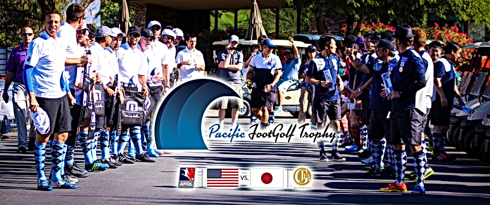 Pacific FootGolf Trophy